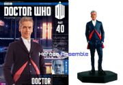 Doctor Who Figurine Collection #040 Twelfth Doctor Peter Capaldi Eaglemoss